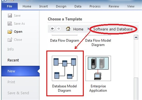 Reverse Engineering A Sql Server Database Using Visio