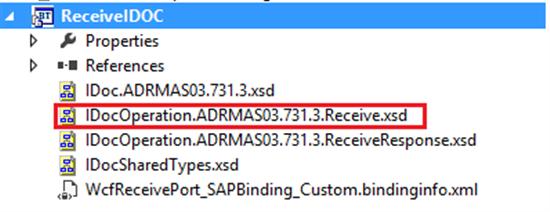 BizTalk Server: Receiving SAP IDOC Flat File Messages