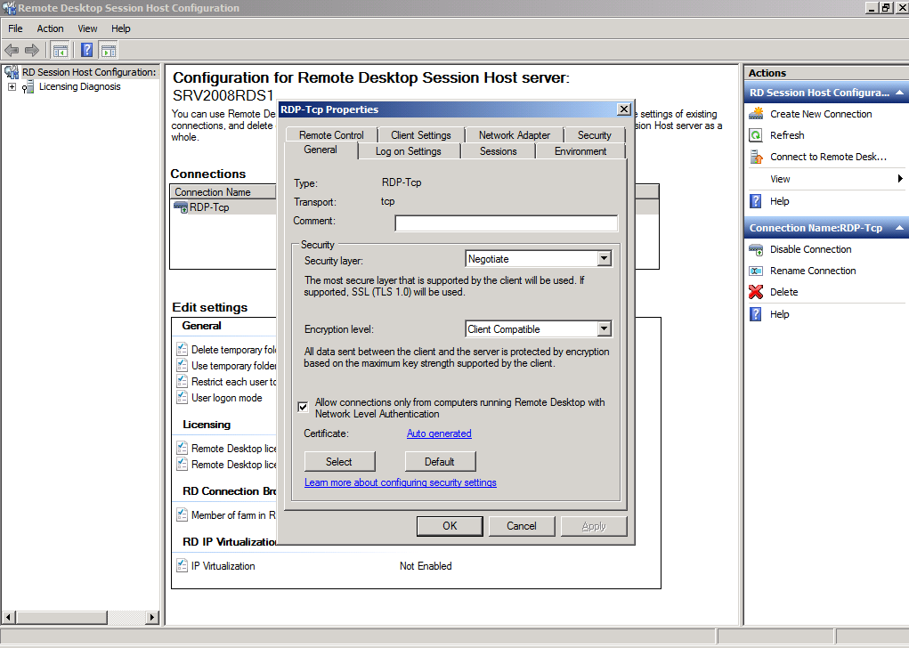 Management How To Changes For Rds In Windows Server 2012 And
