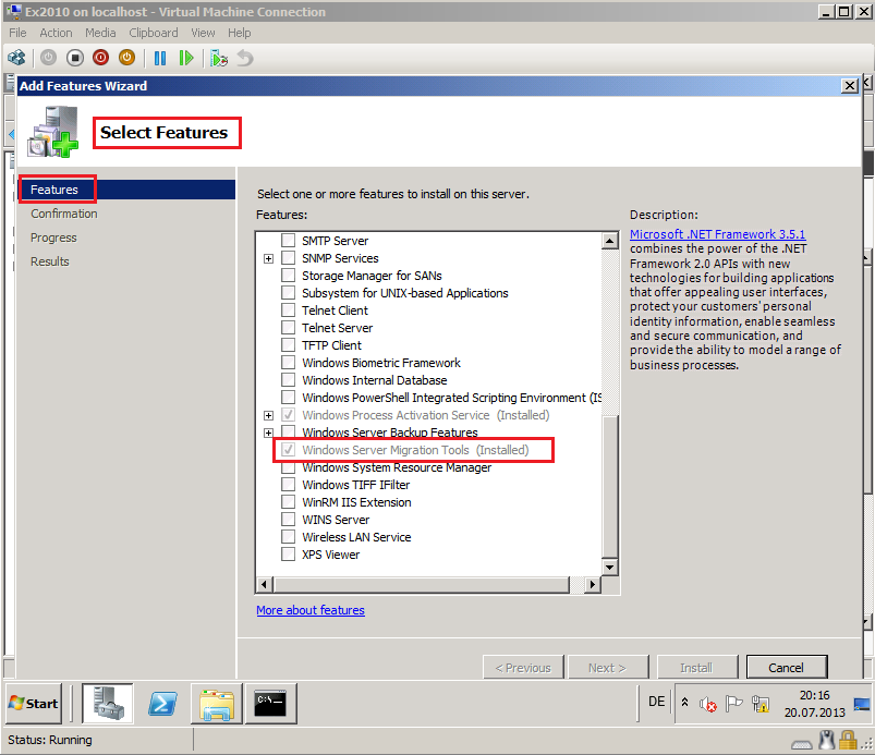 How to schedule a backup using windows 2003 backup utility.