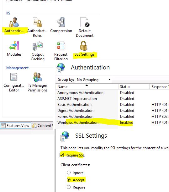 BizTalk Server: How to configure Windows Authentication for