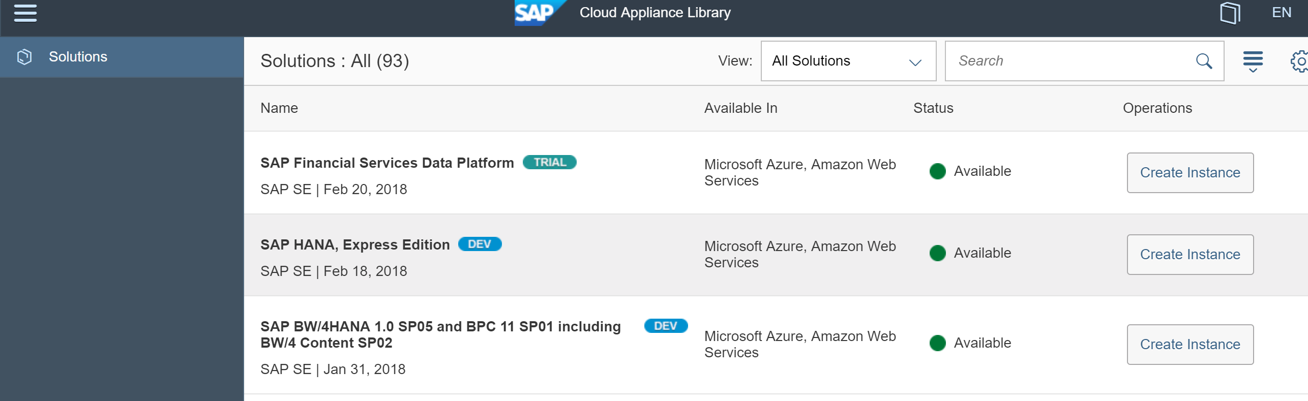 SAP Express Edition on Azure: Networking Setup and