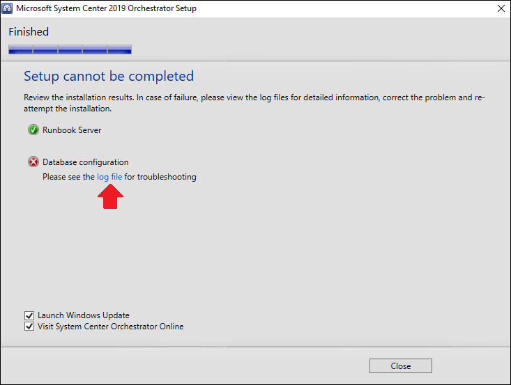 System Center Orchestrator Troubleshooting:
