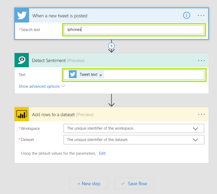 Azure Text API Step-by-Step: Twitter Sentiment Analysis Using Power