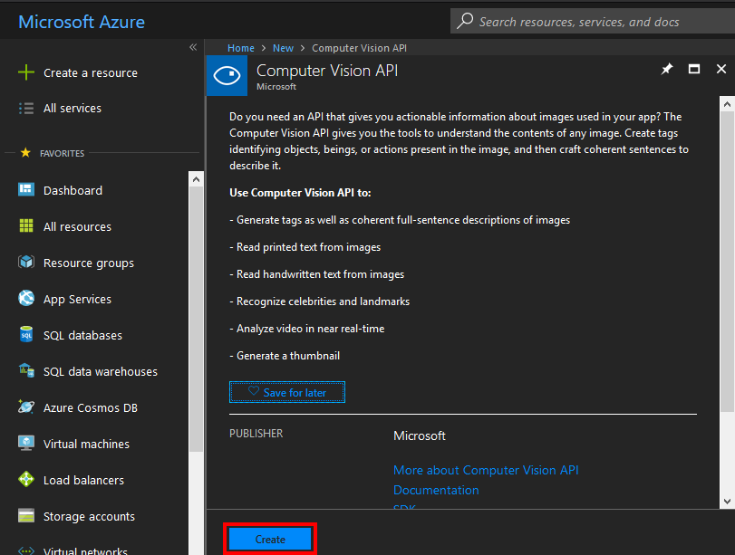 Browse Images By Tag Using C# And Azure Cognitive Services