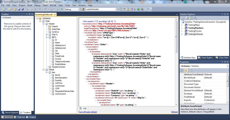 BizTalk Server: Deep Dive in Schema Design - TechNet Articles
