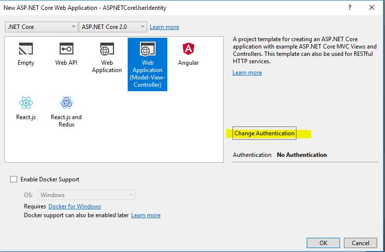 ASP NET Core 2 0: User Role Base Dynamic Menu Using