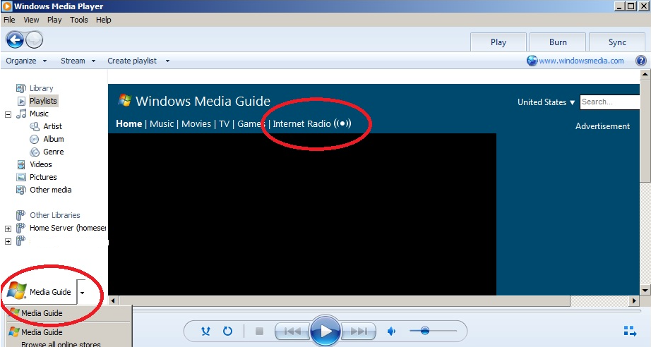 how to get internet radio in windows 8 or windows 8 1 preview rh social technet microsoft com internet radio stations guide free internet radio guide
