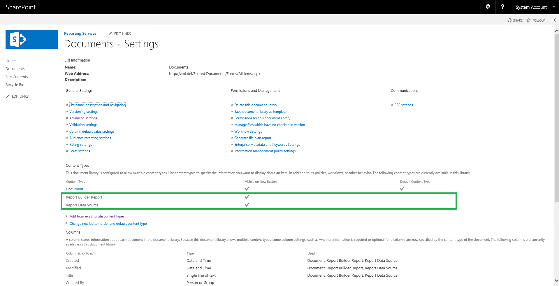 SharePoint 2016: Install Reporting Service in Farm - TechNet