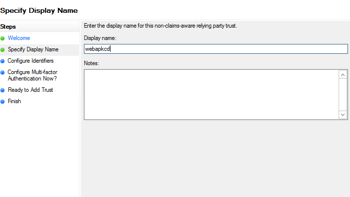 Configure WAP to do KCD with the Backend Webapp - TechNet Articles