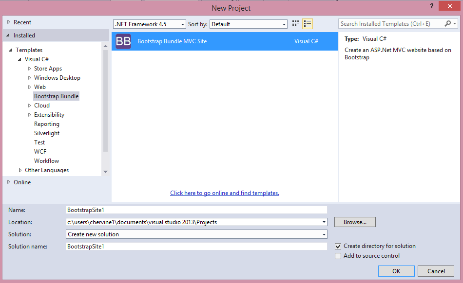 visual studio tools for bootstrap technet articles united states