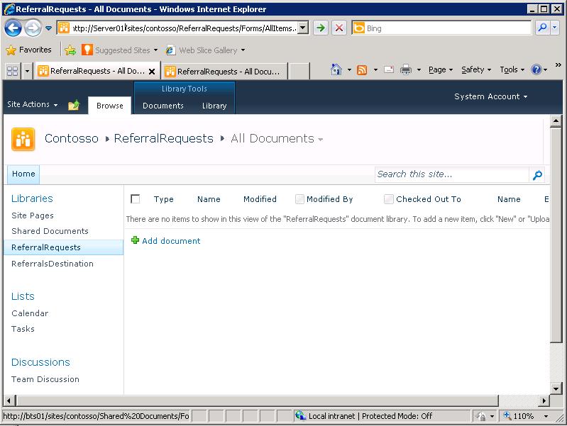 BizTalk Server integration with SharePoint Server using WSS adapter ...