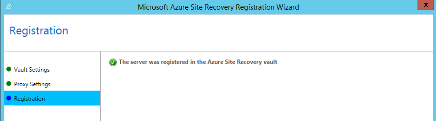 Azure Site Recovery : Migrate Hyper-V Virtual Machine to