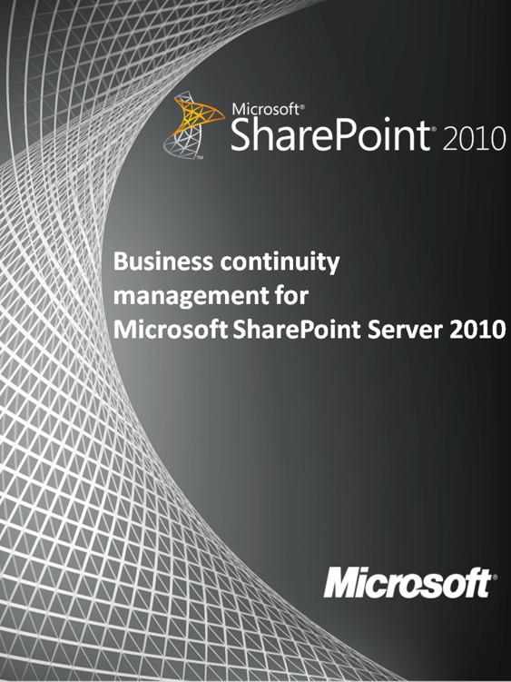 Ebook sharepoint foundation download 2010