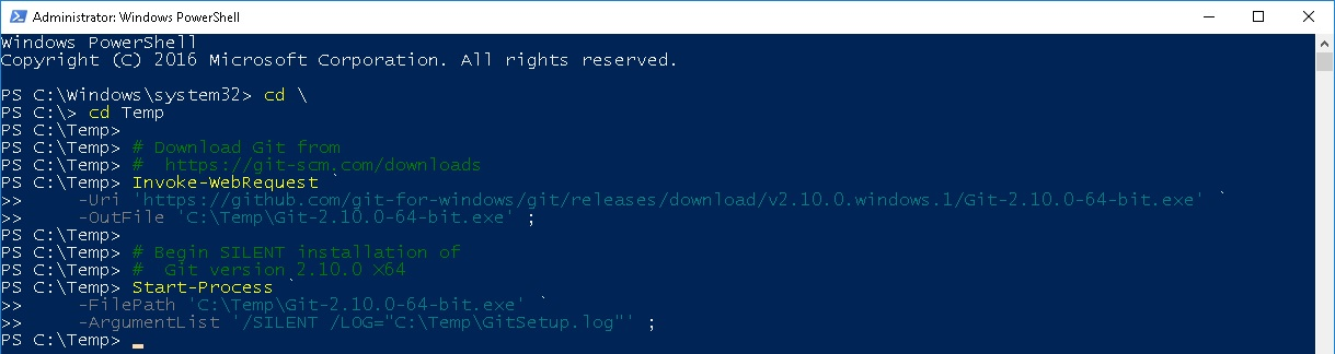 Visual Studio Code: Getting Started with PowerShell