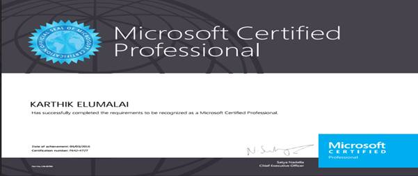 tips to become microsoft certified professional technet articles