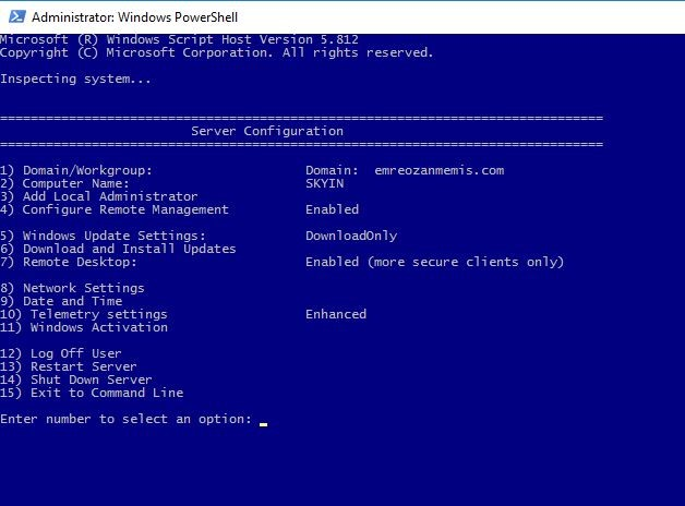 microsoft windows activation command line