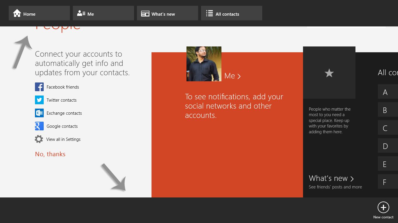 Creating App Bar in Windows Store App using JavaScript