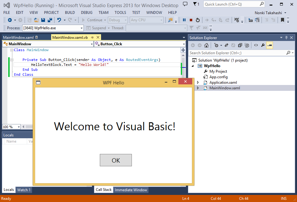 1025fbf8d32c3 Visual Basic also has a version, VBA, that is implemented in Microsoft  Office to develop custom programs and macros.