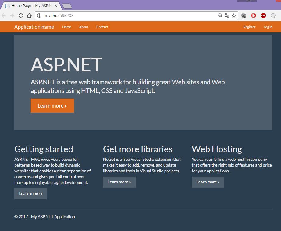 ASP.NET MVC: Customizing Bootstrap Templates - TechNet Articles ...