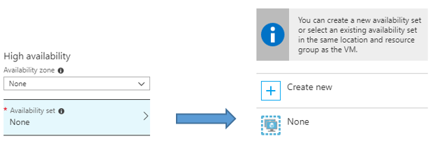 Azure VMs : Availability Sets and Availability Zones