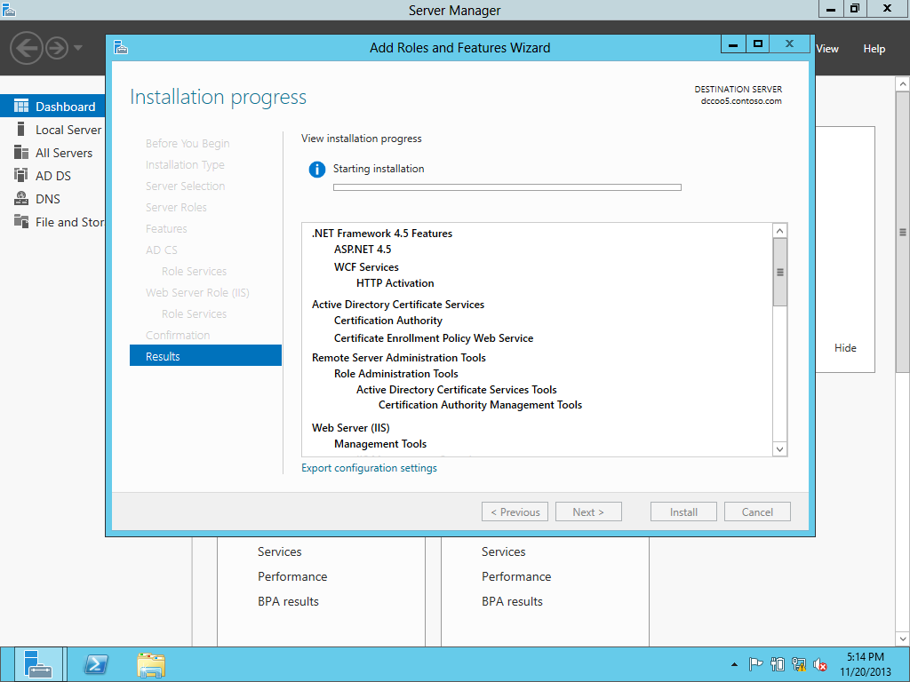 Upgrading the pki from windows server 2008 r2 to windows server upgrading the pki from windows server 2008 r2 to windows server 2012 different host name technet articles united states english technet wiki 1betcityfo Image collections