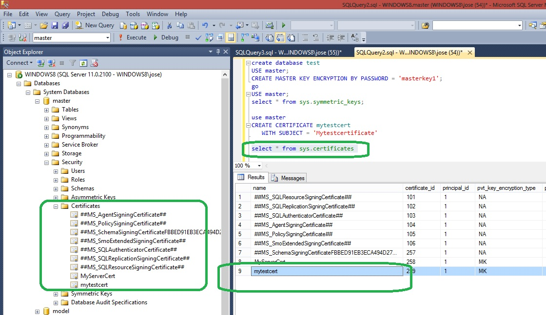 Implementing Transparent Data Encryption (TDE) in SQL Server ...