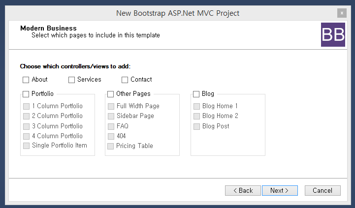 ASP NET MVC: Customizing Bootstrap Templates - TechNet