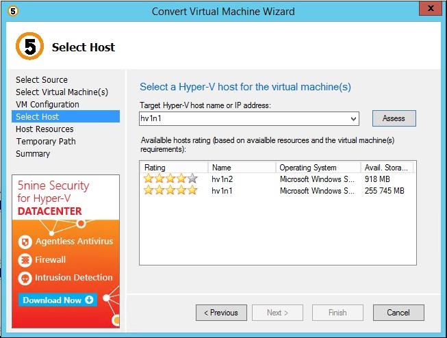 Vmware Converter Hyper V