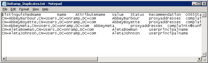 user principal name