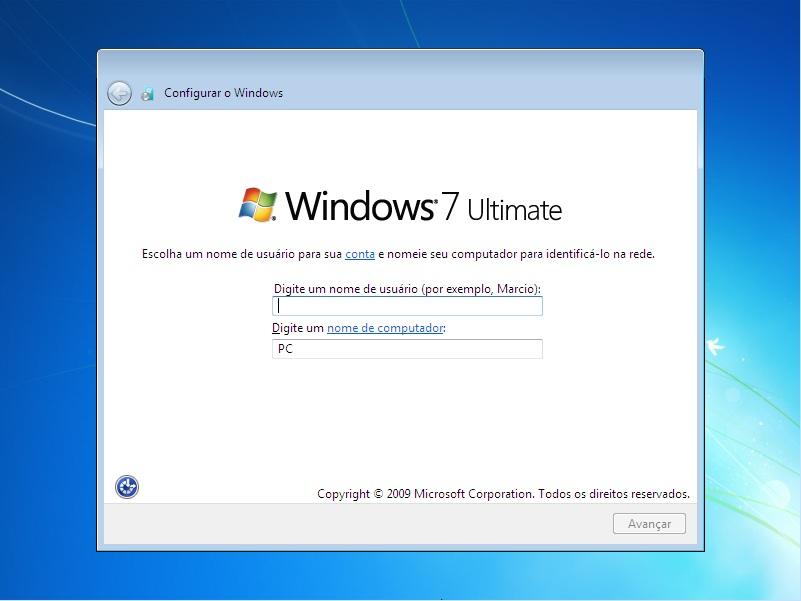 ativar windows 7 professional 32 bits pirata