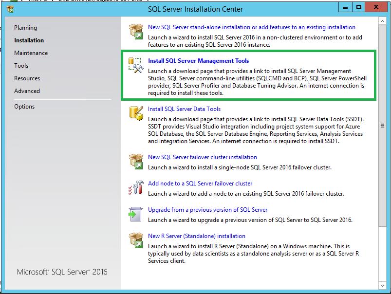 ms sql tools download