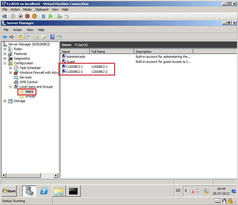 Создать виртуальный сервер windows 2003 как узнать хостинг своего сайта