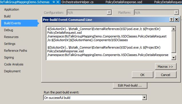 BizTalk: Group Mapping Using LINQ and Objects in Helper Classes: A