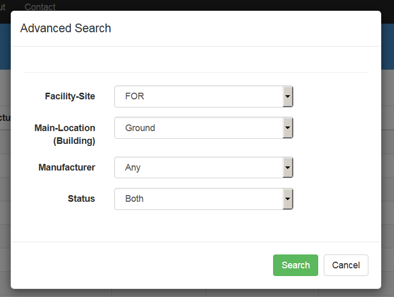 GridView with Server Side Advanced Search using JQuery DataTables in