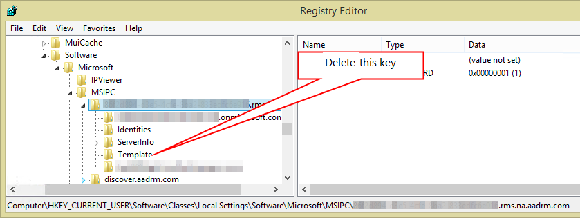 Rights Policy Templates refresh for MSIPC (and Office 2013/2016 ...