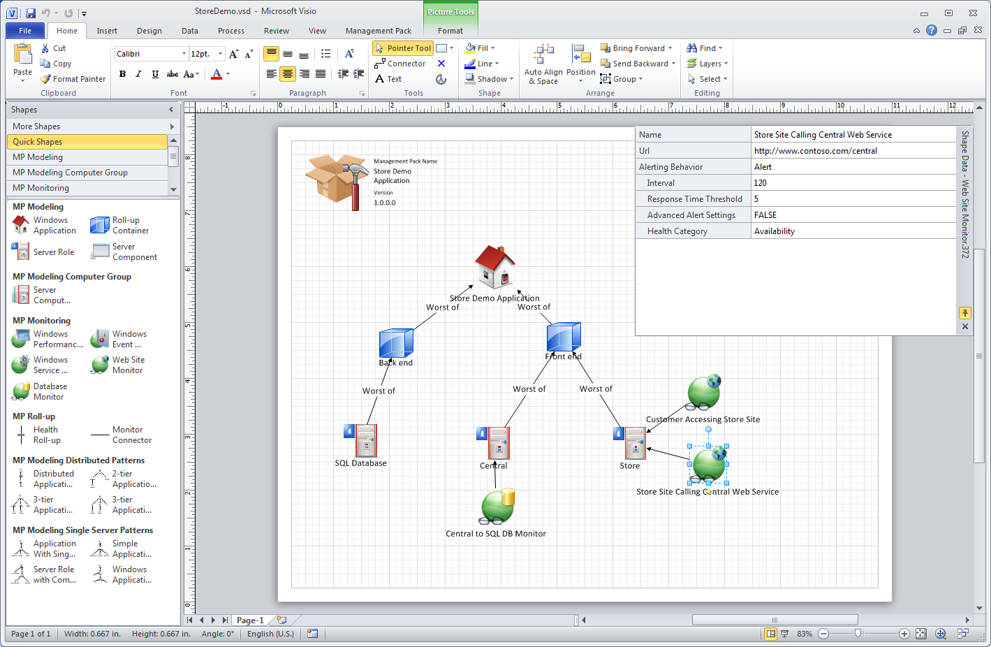 Visio management pack designer example technet articles united visio management pack designer example technet articles united states english technet wiki ccuart Choice Image