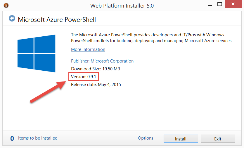 Azure PowerShell cmdlets version updates - TechNet Articles - United