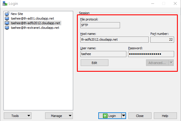 Simple Way to Transfer Files to Azure VM - TechNet Articles