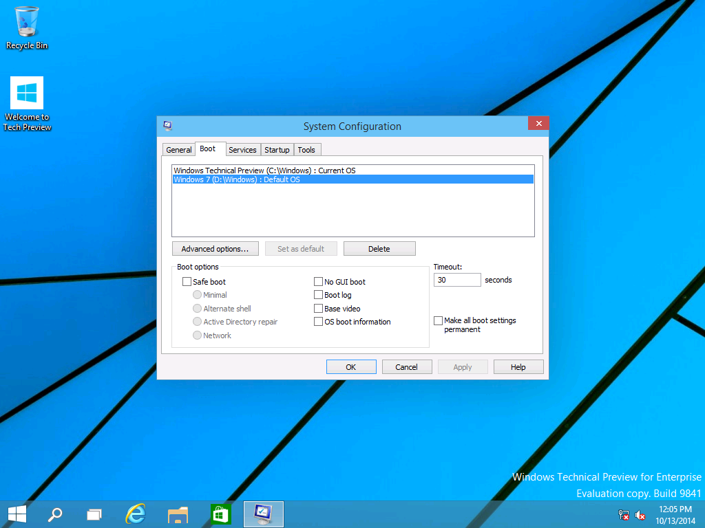 How to Dual Boot Between Windows 7 (or Windows 8.1) and ...