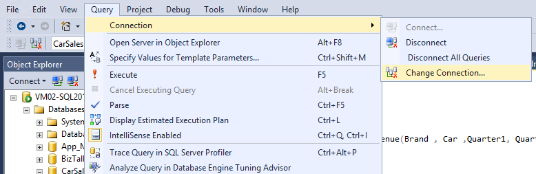 Working with the Always Encrypted Feature in SQL Server 2016
