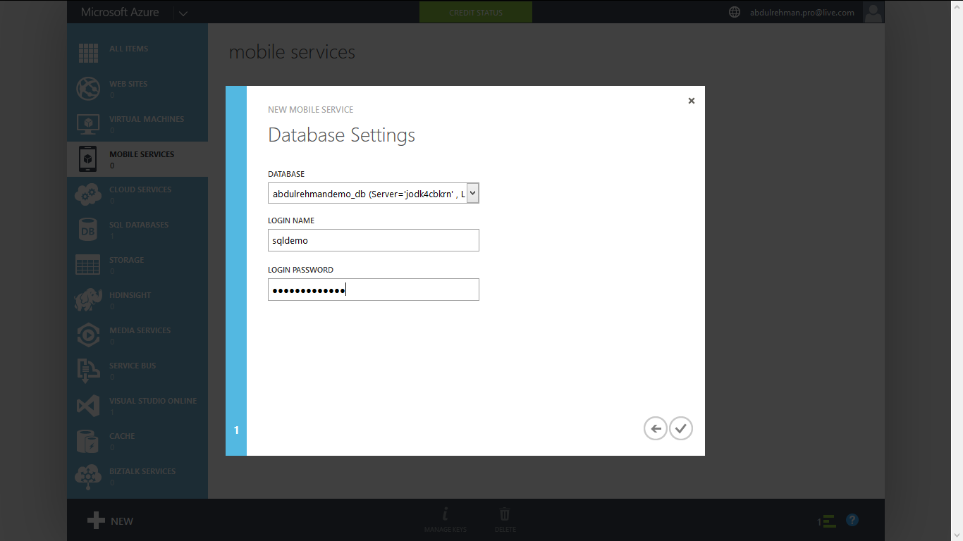 Introduction to Microsoft Azure Mobile Services - TechNet Articles