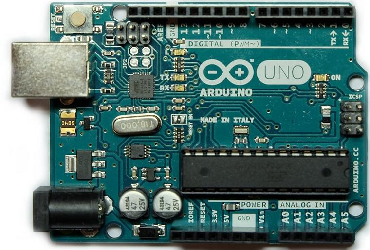 C++ and Arduino Uno: Reading the temperature - TechNet