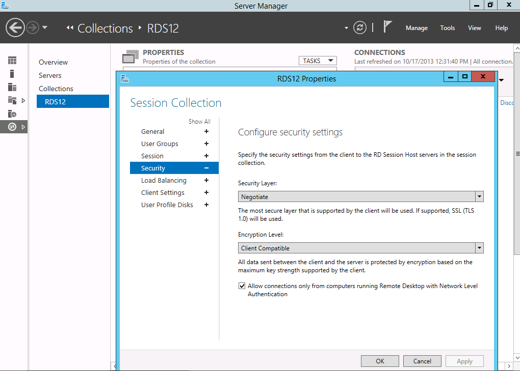 how to create user group in windows server 2012 r2