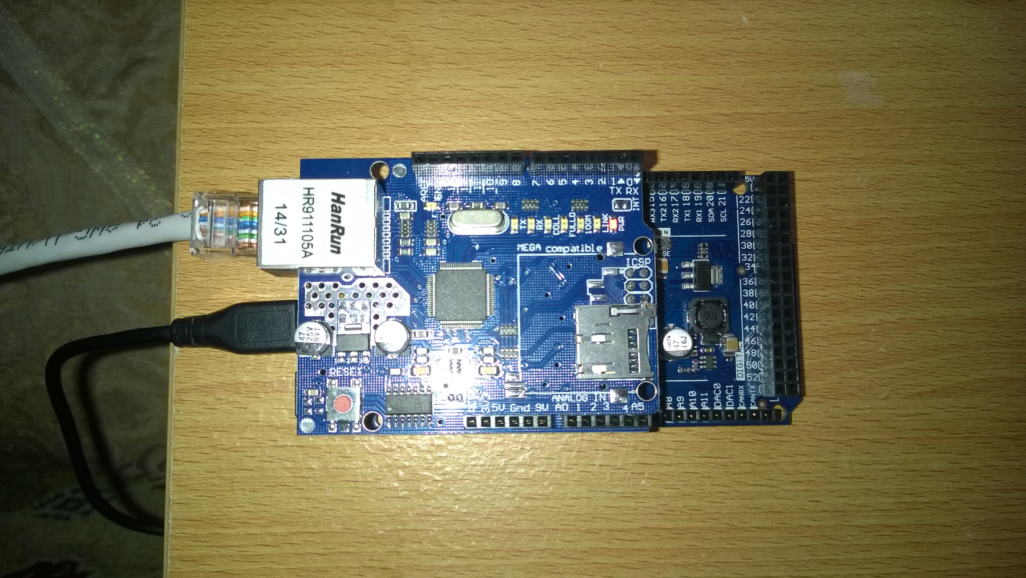 At esp8266 firmware